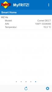 MyFRITZ! ios App